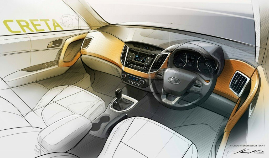Клуб Hyundai Creta | Форум CretaClub.Ru | Фото: Hyundai-Creta-Interior-official-sketch-1024x602.jpg