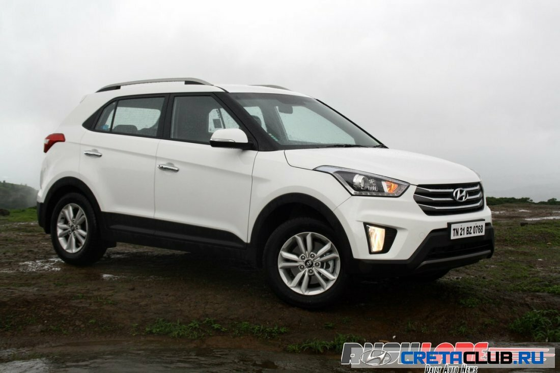 Клуб Hyundai Creta | Форум CretaClub.Ru | Фото: Hyundai-Creta-review-2-front-three-quarter.jpg