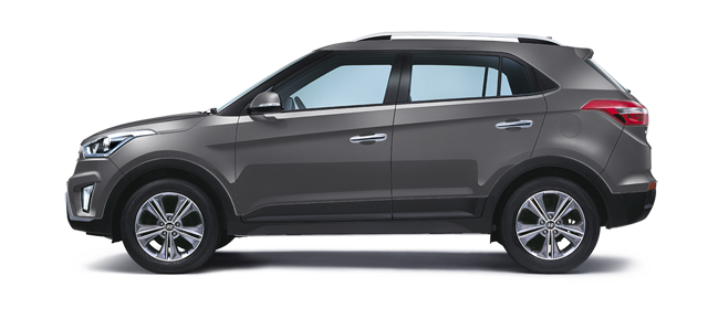 Hyundai Creta / Серый / Star_Dust_Gray
